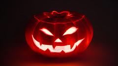 la mia zucca di Halloween 2