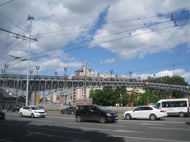 quai of Moskva-river, Canon DIGITAL IXUS 960 IS