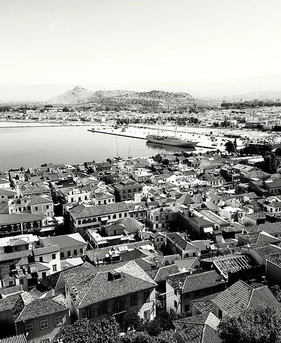 ναύπλιο ελλάδα πόλη λιμάνι θέα view city greece