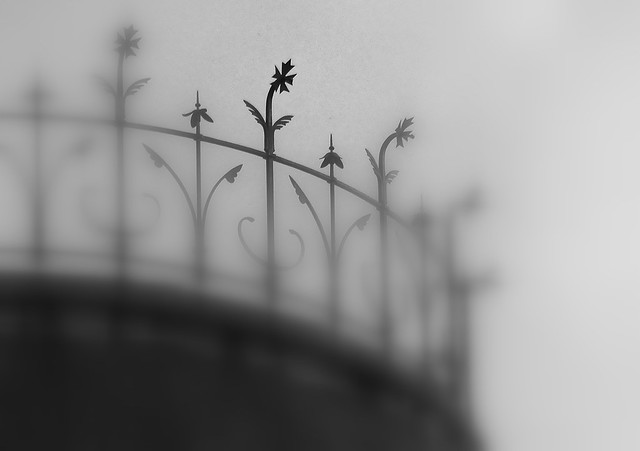 La fleur de métal - The metallic flower