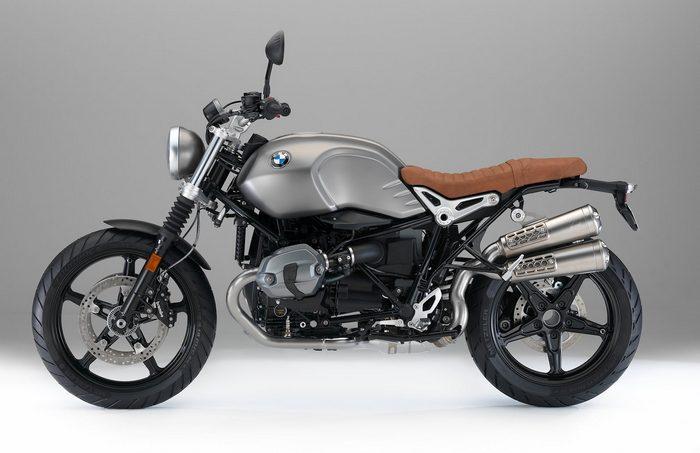 BMW 1200 R NineT Scrambler 2019 - 10