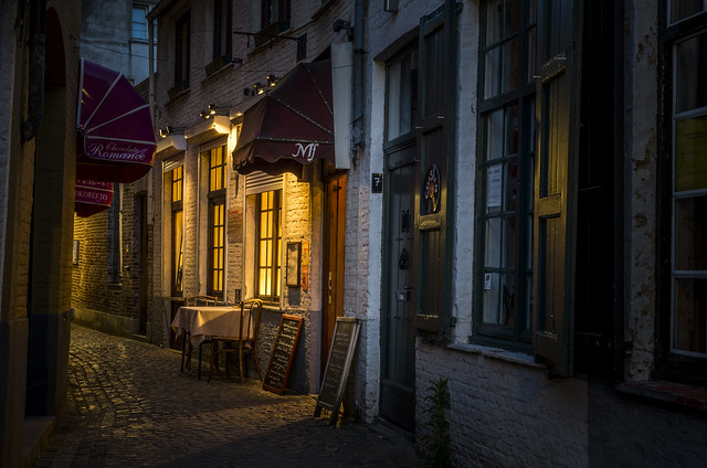 Cozy Bruges - Explored, Pentax K-5 II S, smc PENTAX-F 28mm F2.8