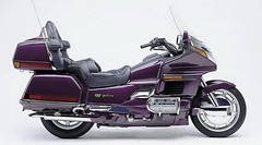 Honda GL 1500 GOLDWING 1988 - 12