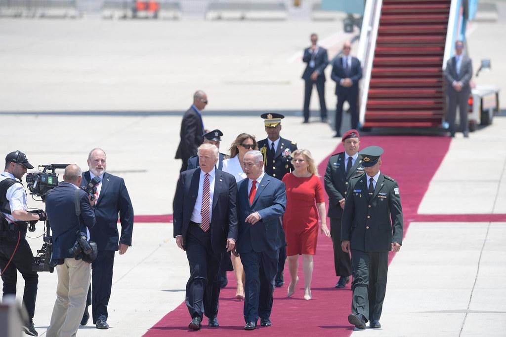 Trump Visits Israel