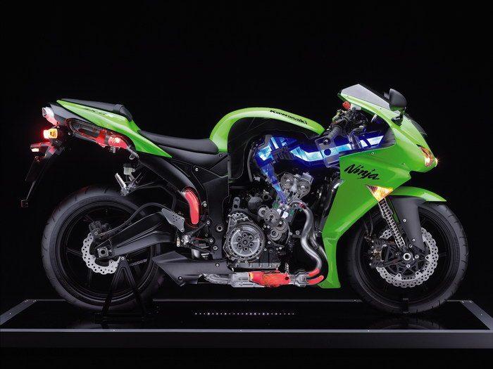 Kawasaki ZX-6RR 600 2007 - 31