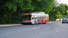 WMATA Metrobus 2005 New Flyer DE40LF #6039