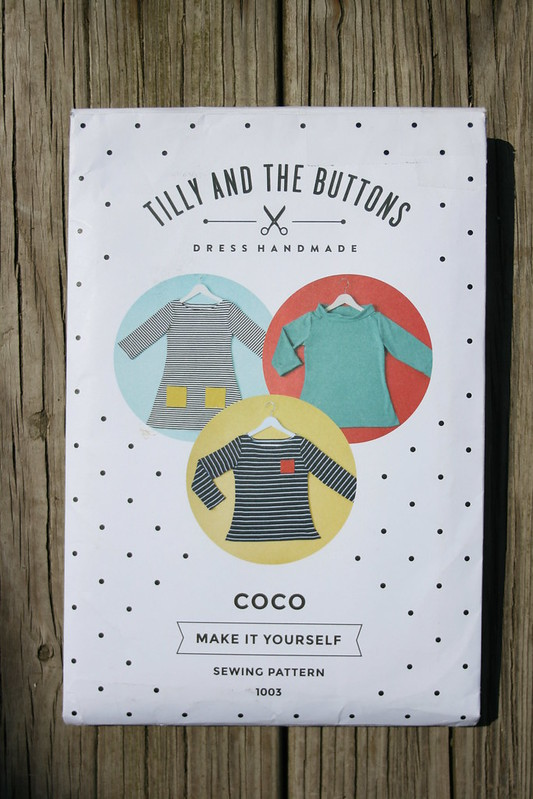 Tilly and the Buttons Coco Top and Dress