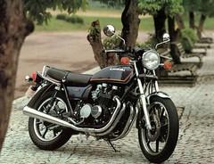 Kawasaki Z650 1976 - 5
