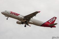 TAM Linhas Aereas --- Airbus A320 --- PR-MYO