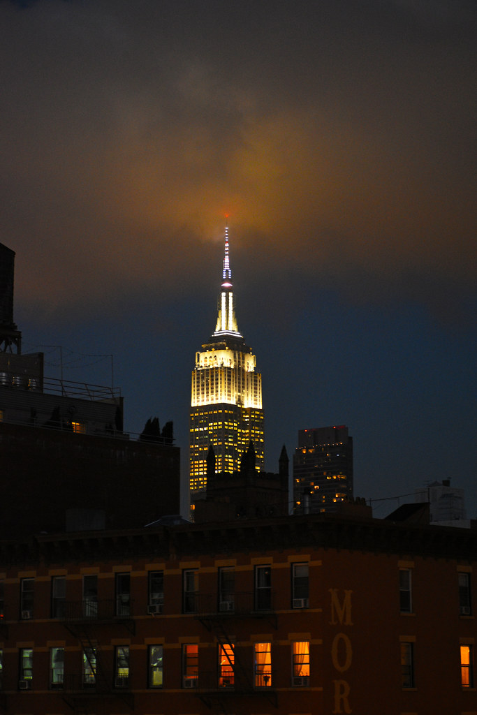Empire State arquitectura art deco