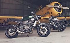 Yamaha XSR 700 2019 - 9