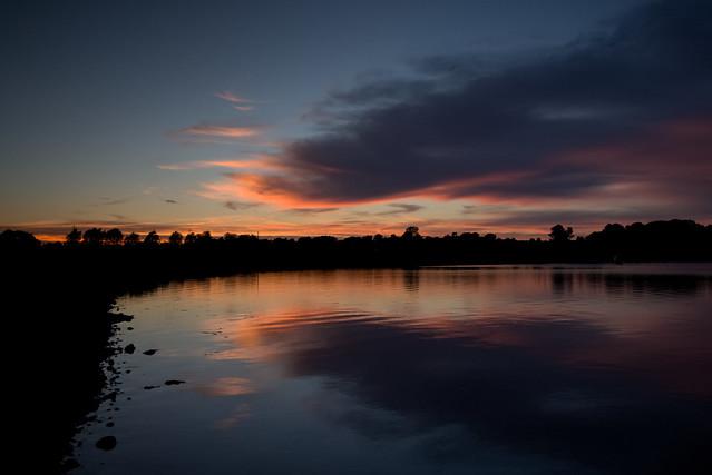 over the lake (explored), Nikon D7200, Sigma 10-20mm F4-5.6 EX DC HSM