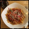 #Pork #Sausage and #Peppers #Sugo #Homemade #CucinaDelloZio - with penne