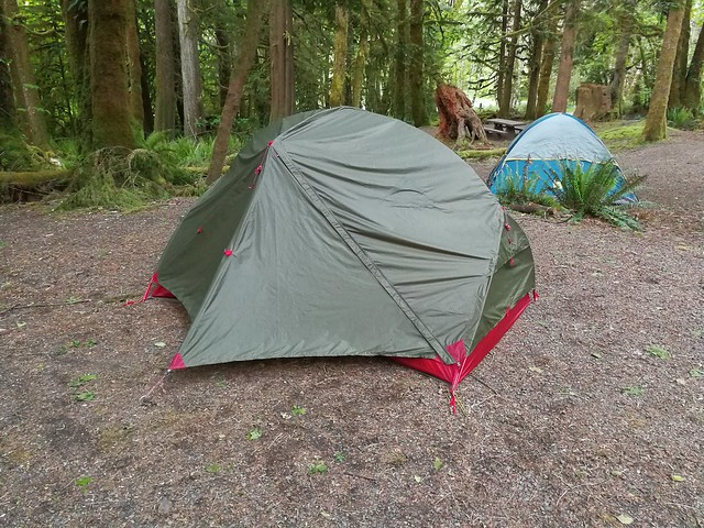 Fri, 05/26/2017 - 06:07 - First night with new tent. All good, new stealth rain fly