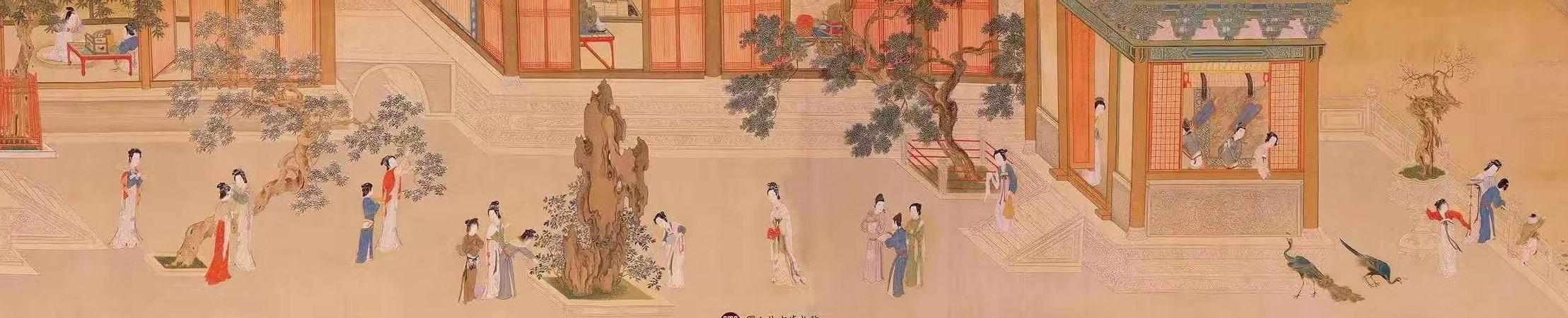 汉宫春晓图 3
