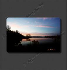 Sunrise @ Lake Artemesia 2004