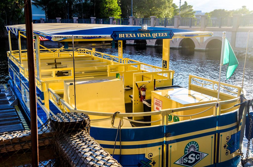 Buena Vista Queen Boat