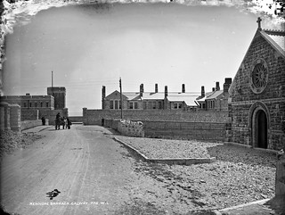 Renmore Barracks, Galway City - once home to the Connaught Rangers.