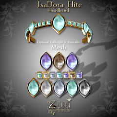 IsaDora Elite Mesh