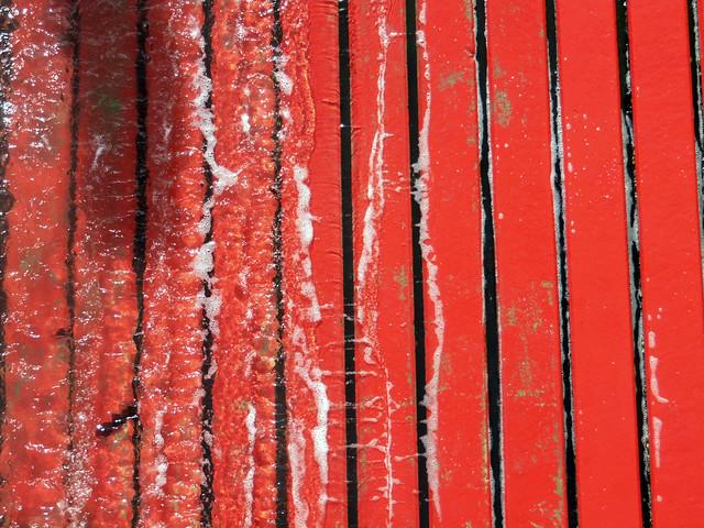 Slippery Red