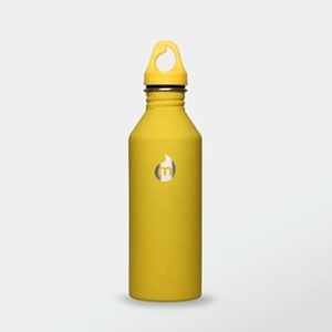 Picture of Vacuum Isolated Hydration Bottle Yellow