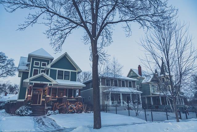 Laurel Avenue West - Bryn Mawr, Minneapolis