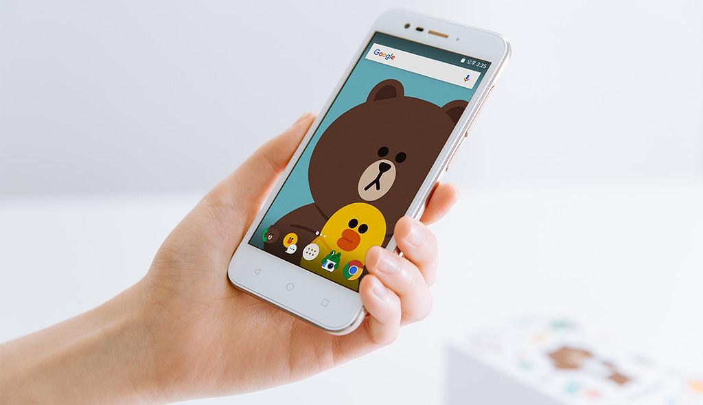 LINE Friends Smart Phone