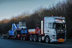 Scania R730 Topline
