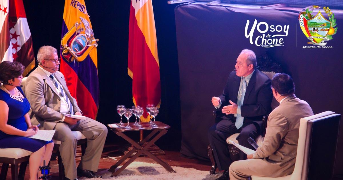 Con éxitos se realizó la rendición de cuentas del Alcalde Deyton Alcívar