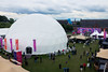 The Dome from the Watchtower, TNW2017, Westerpark