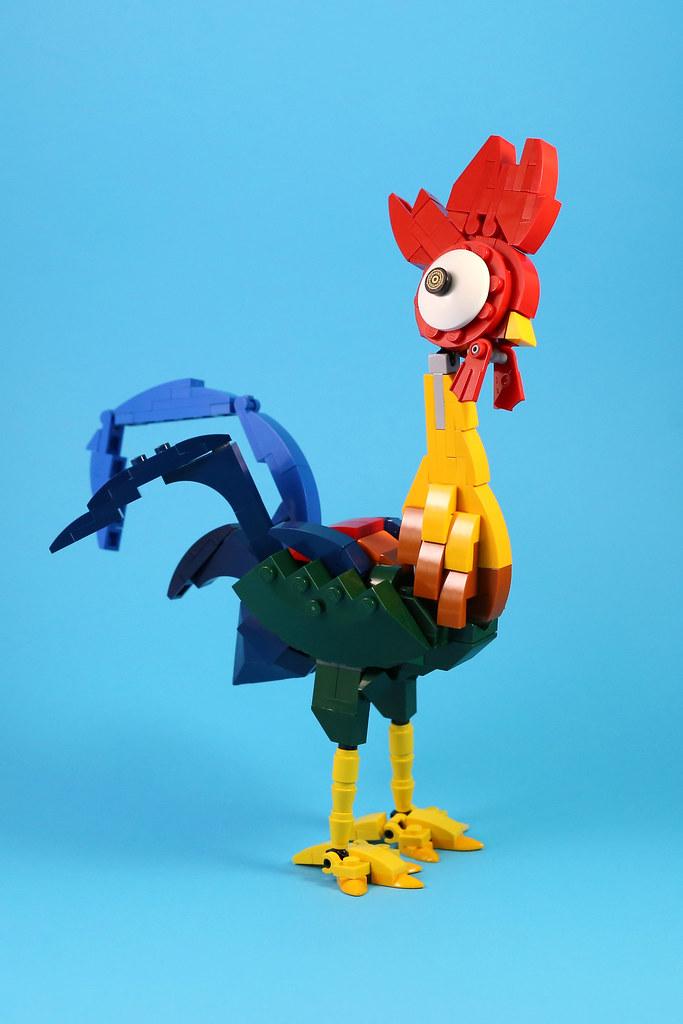Το Ζωικό Βασίλειο από LEGO  - Σελίδα 7 34105886764_64cf720e82_b