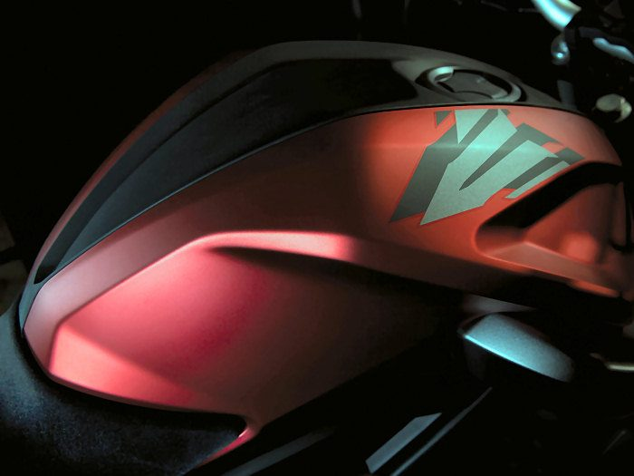 Yamaha MT-125 2014 - 4