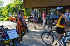 Monarch Butterfly Bike-Along Event