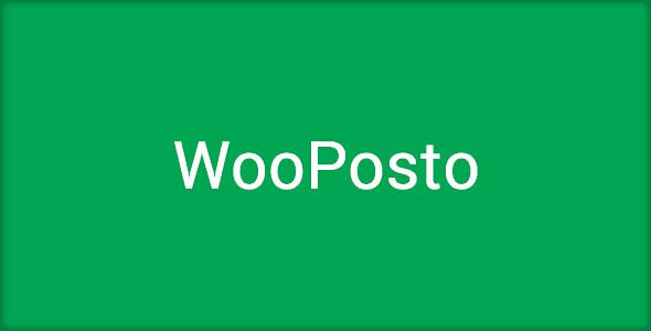 WooPosto WordPress Plugin free download