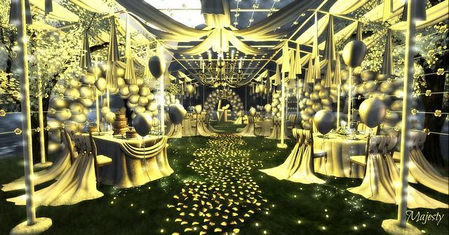 Majesty- The Reception