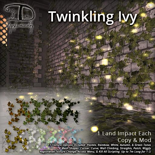 Twinkling Ivy - TeleportHub.com Live!