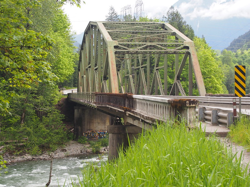 South Fork Skykomish River Bridge
