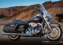 Harley-Davidson 1584 ROAD KING CLASSIC FLHRCI 2007 - 22
