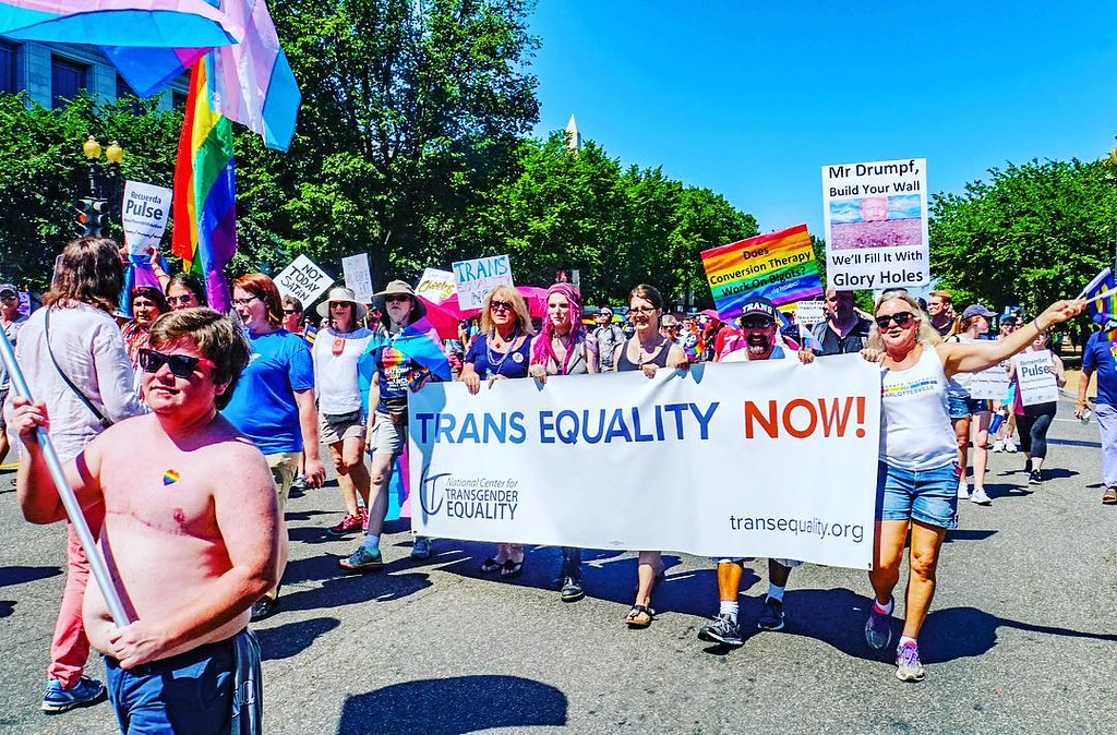More people with health care = more humans living authentically and able to help the world learn to ❤️ better. Isn't this century great? equalitymarch2017 #EqualityEqualsHealth #dc #WeareDC trans.equalityy