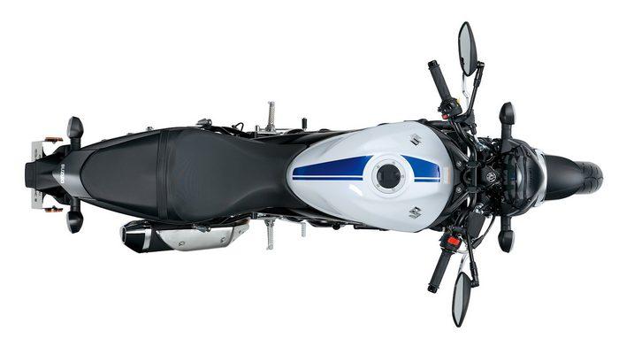 Suzuki SV 650 2016 - 3