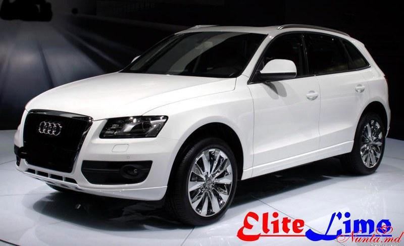 """Прокат лимузинов в Молдове от """"Elitelimo"""" > Audi Q5 2013"""