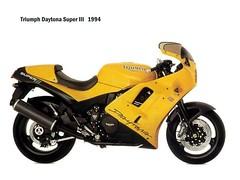 Triumph 900 DAYTONA SUPER III 1994 - 3