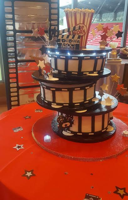 Cake by Artemis Pastry