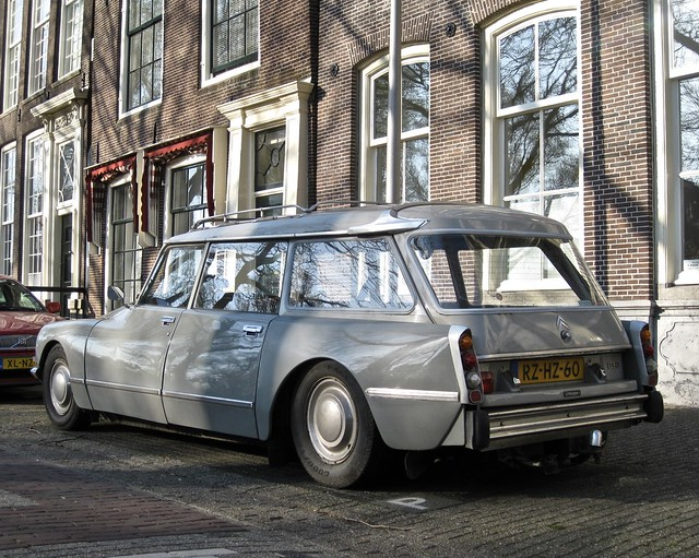 1973 CITROËN DS 23 Break