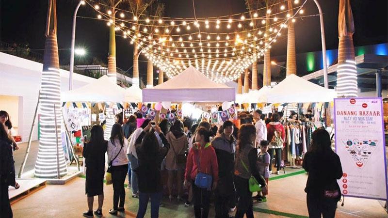Danang Bazaar Night phiên comeback hoành tráng 26-27-28/5 2