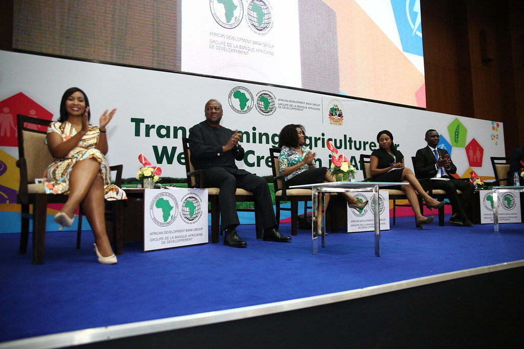 Agriculture is Cool: Engaging Africa's Youth , AM 2017