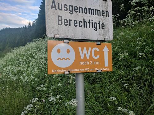 Unterwegs in der Region Kreischberg