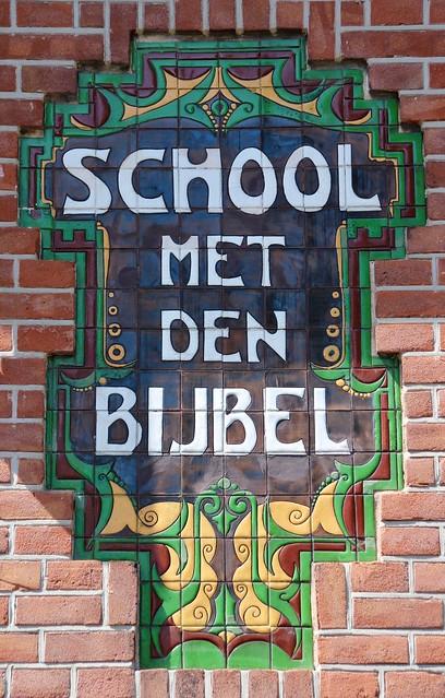School met den Bijbel