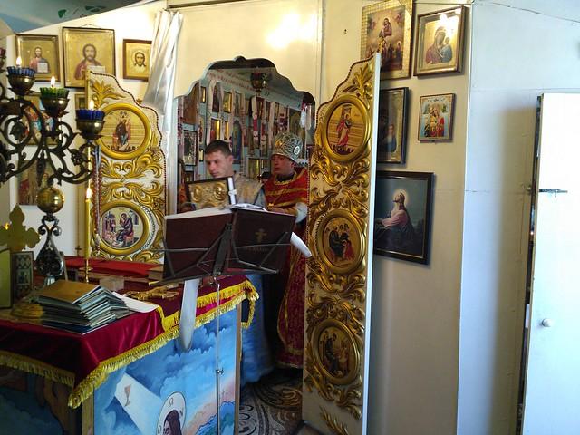 Божественна літургія в день рівноапостольних Мефодія й Кирила, учителів слов'янських