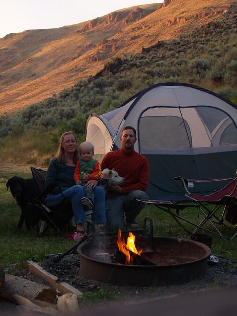 Garden Creek Campground Bureau Of Land Management